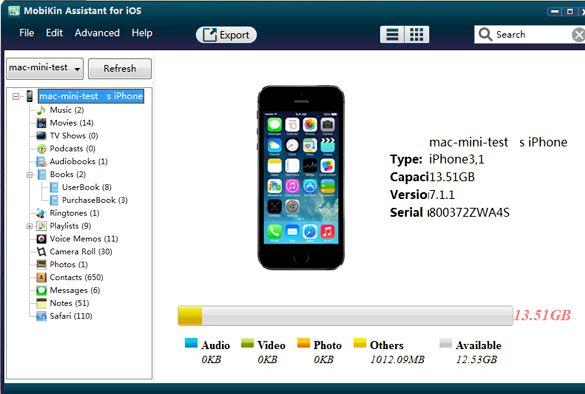 ¿Dónde se guardan las notas de voz en el iPhone 4