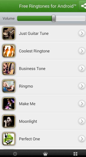 ¿Dónde puedo obtener tonos de llamada gratis para mi teléfono androide