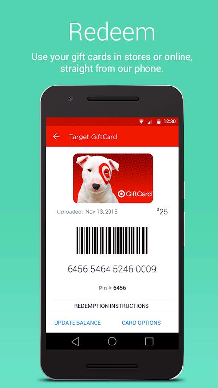 Wo Android Apps Geschenkkarte kaufen