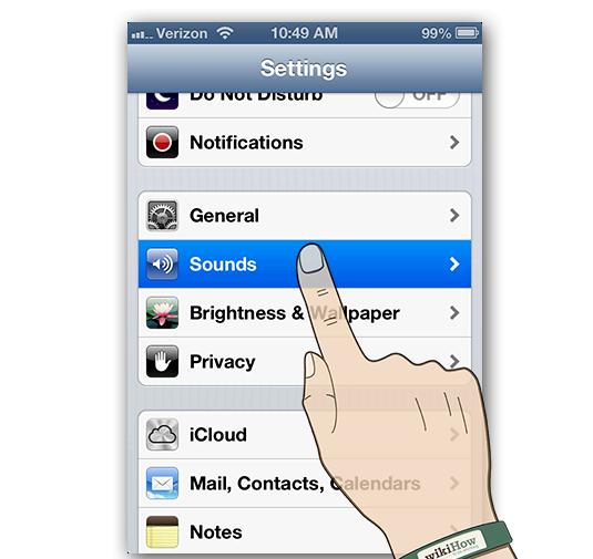איפה ניתן לרכוש רינגטונים עבור iPhone 6