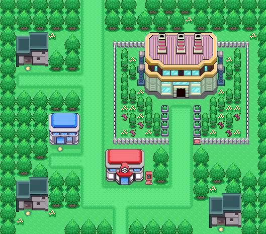 pokemon flora sky how to go to aqua town
