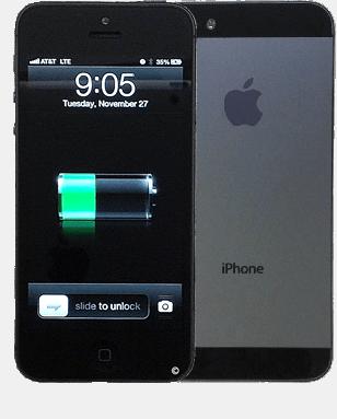 Hvar á að fá iPhone 5 skjár fastur