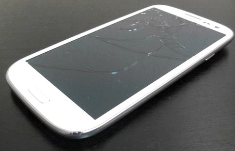 Hvar á að fá minn Samsung Galaxy S3 skjár fastur