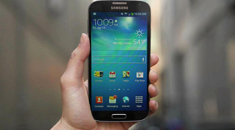 Mistä saan Samsung Galaxy S4 näytön kiinteä