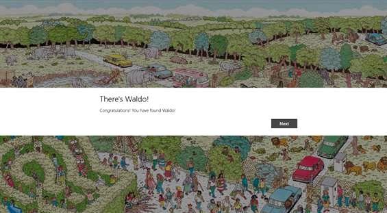 Wheres Waldo windows app svar